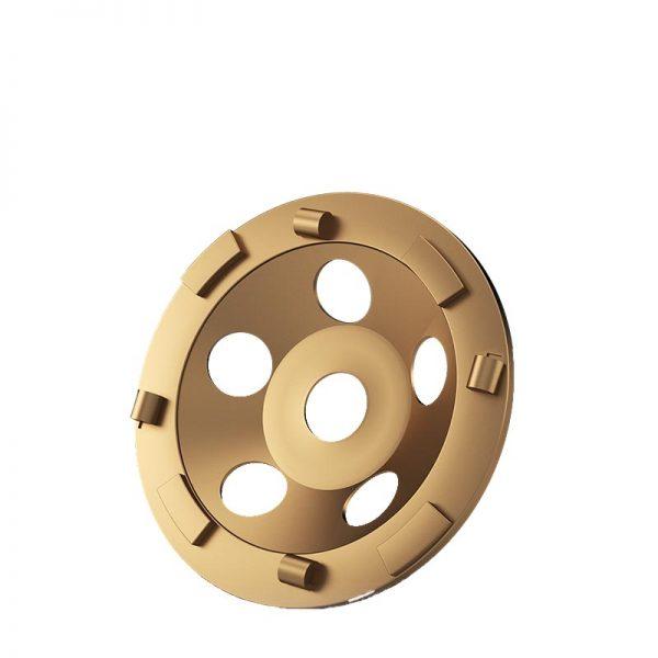 Schleifscheibe PKD Gold 125