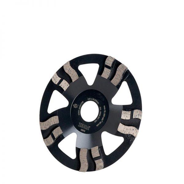Schleifscheibe schwarz 125 mm