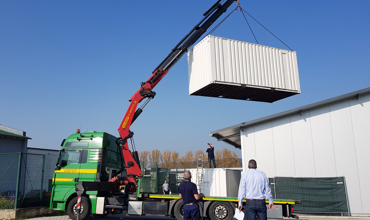Technik für Schadstoffsanierung in Limburg und Hadamar | MKI Industrieservice